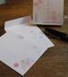 ひとこと・ふたこと封筒「和のいろどり - 切り紙 -」