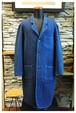 Porter Classic - KENDO Long Coat - Blue
