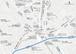 東京【渋谷】地図フリー素材A4(eps)日本語/英語 並記版
