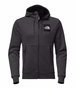 US企画 The North Face Box Logo Zip Hooded Sweatshirt
