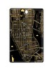 FLASH NY回路地図 ICカードケース 黒【名入れ無料サービス実施中】