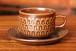 70年代 イギリス製 Wedgwood Pennine カップ&ソーサー ウェッジウッド ペンニン ペナイン