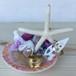 シェルのアクセサリースタンド&リングピロー/Pink【RP6】