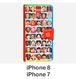笑顔のiphone手帳型ケース(iPhone 8 / iPhone 7 用)