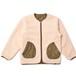 PHANTOM NYC / Reversible Boa Fleece x Nylon Jacket  (ファントム ニューヨーク リバーシブル ボアフリース x ナイロン ジャケット)