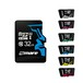 smare microSDHCカード モアイ 32GB Class10 UHS-I U1 40MB/s
