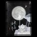【木パネル】花鳥風月【B4/25.7×36.4cm】