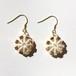 Beads Circle Pierce/Earrings