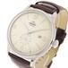 オリエント ORIENT 腕時計 メンズ RA-AP0003S10B 自動巻き シャンパンゴールド ブラウン