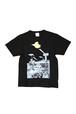 NO.522 甲子園球場のTシャツ【兵庫】【 Sサイズ】