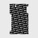 (通販限定)【送料無料】Xperia X Compact(SO-02J)_スマホケース ストライプ_ブラック