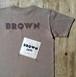 """【限定】JS """"BROWN"""" Tシャツ(CD付き)"""