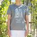 ドライTシャツ レディスMサイズ(グレー/紺)