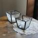 岩田けいこ*ステンドグラス  LEDランプS