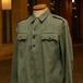 OLD BULGARIAN MILITARY PULLOVER SHIRT ONE WASH - 2