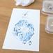 Post card / 誕生石シリーズ 4月 Diamond(ダイアモンド/金剛石)