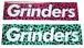 GRINDERS bumper sticker