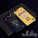 「NBA」ロサンゼルス レイカーズ 2017-19シーズン ユニフォーム レブロンジェームズ サイン入り iPhoneX iPhone8 ケース