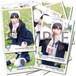 小日向くるみ ブロマイド3枚セット 【制服×猫/全12種】 2015年2月 #BR00205