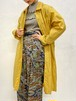 (TOYO) yellow rain coat