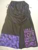ワイドパンツ紫(Fサイズ)