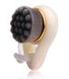 白色 毛穴レス?高級 竹炭 洗顔ブラシ つるつる卵肌 超極細毛 毛穴 黒ずみ