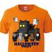 Halloweenナイト プリントTシャツ