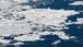 北海道写真素材:知床の流氷 (9)