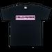 Logo T-shirts[紺]