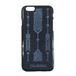 iPhone6 6s 本格デニムケース [トライバル模様] 岡山県児島産の13オンスデニム使用 肌触りが違う アイフォン 4.7インチ denim case ジーンズ素材【CH2 WORKS】