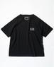 """SHELTECH x MAEKAWA MASATO """"ALOHA"""" Tシャツ(BLACK)"""
