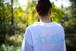 大自然 Tシャツ ホワイト