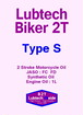 Motorcycle Engine Biker 2T Type S