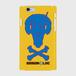 (iPhone6) トリケラトプス D3Lロゴ入り (ブルー+イエロー)