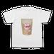 ペット学園 究食ごはん Tシャツ<PETGAKUEN DOGFOOD T-Shirt>