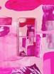 【先行予約 12/6~12/19】I Eye's iPhone case SLIDE iPhone8/7/6s/6対応ケース 「Pink! Pink!」