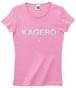 【LADY'S】ZERO Tシャツ PINK