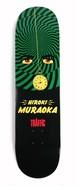Traffic Skateboards Hiroki Hypnotized Deck 8.125 muraoka hiroki