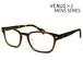 メガネ メンズ ウェリントン型 1286-6 おしゃれ 眼鏡 venus×2 べっ甲