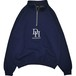 HD Half Zip Sweatshirt (Navy)