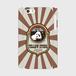 エンブレム  iPhone5/5s/SE ツヤ有り(コート)