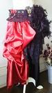 Order可 Vampire Red skirt