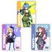 クリアファイル 第1弾(ラグノ・コーデリア・キャロル)