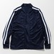 ZIP JERSEY CARDIGAN - NAVY