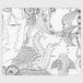 手帳型(帯なし)サイズ(L):kazue.M_003(水中瞑想)