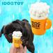 ジョッキ生ビール ラテックスTOY iDog&iCat