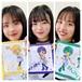 ハンカチ☆黄 紫 緑:ユメノムコウver.(3点セット)