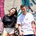 """【NEW】Unisex """"SKATER VIBES"""" T-shirt"""