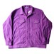 LABRAT Big fleece JKT 紫 表記(one size)