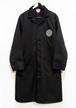 yin&yan cosmos print Engineer coat
